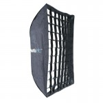 Phottix PRO EASY-UP HD softbox 60x90 cm + GRID + uchwyt Varos II XS
