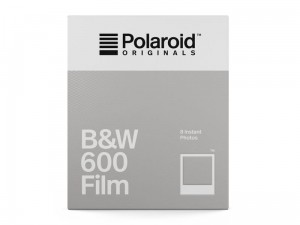 Wkłady Polaroid Originals B&W Film for 600