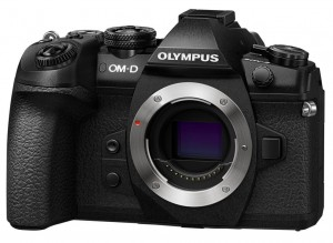 Aparat Olympus OM-D E-M1 Mark II black (body)