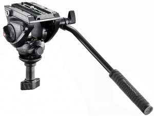 Głowica video Manfrotto MVH500A Pro Fluid z półkulą 60mm