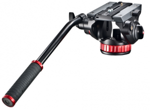 Głowica video Manfrotto MVH502AH PRO VIDEO z płaską bazą