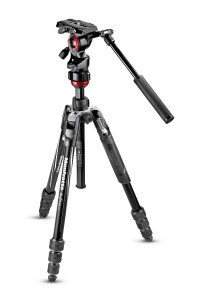 Statyw Manfrotto BeFree Live Twist (aluminium)