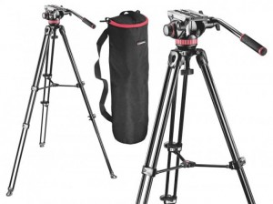 Statyw Video Manfrotto MVK502AM z głowicą 502A