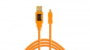 Kabel do tetheringu TetherPro USB 2.0 na Mini-B 8-Pin 4.6m