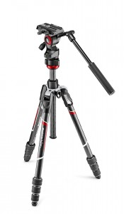 Statyw Manfrotto BeFree Live Twist (carbon)