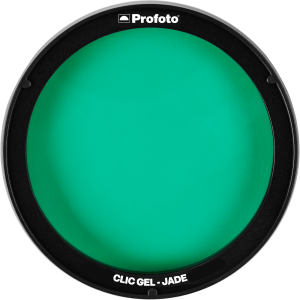 Filtr Profoto Clic Gel Jade do Lampy C1 Plus, A1