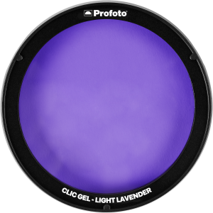 Filtr Profoto Clic Gel Light Lavender do Lampy C1 Plus, A1