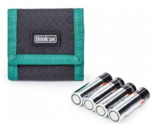 Etui na akumulatory AA Thinktank Battery Holder