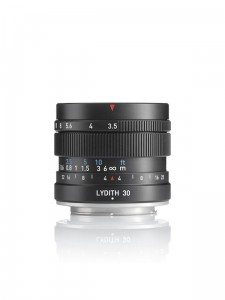 Meyer Optik Lydith 30 mm f/3.5 Canon EF