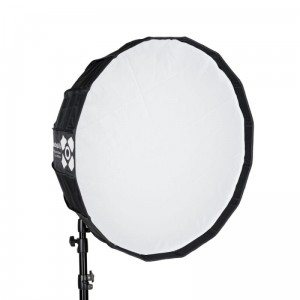 Beauty Dish Quadralite Flex 65 cm