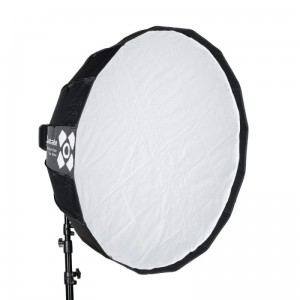 Beauty Dish Quadralite Flex 85 cm