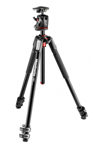 Statyw Manfrotto MK190XPRO3-BHQ2 (głowica MHXPRO-BHQ2)