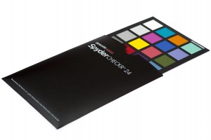 Wzorzec ColorChecker Datacolor SpyderCHECKR 24