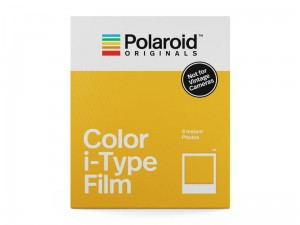 FILM POLAROID ORIGINALS  COLOR FOR I-TYPE
