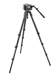 Głowica video Manfrotto 509HD Pro Video System