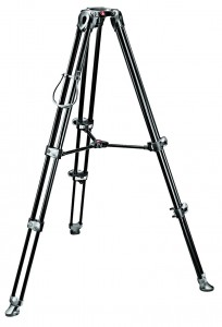 Statyw Video Manfrotto MVT502AM Twin Telescopic