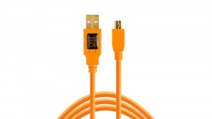 Kabel do tetheringu TetherPro USB 2.0 na Mini-B 5-Pin